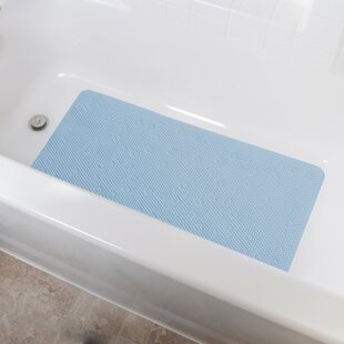 Incroyable Bath Mat Without Suction Cups | Wayfair