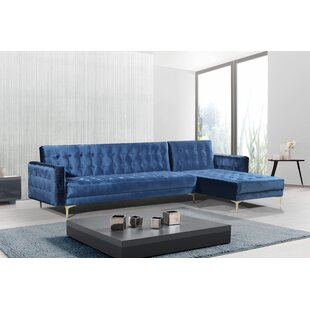Ivy Bronx Eastcotts Right Facing Sleeper Sectional