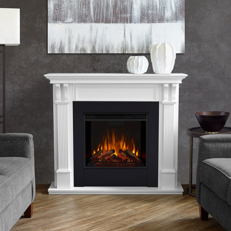 Real Flame Ashley Electric Fireplace Reviews Wayfair