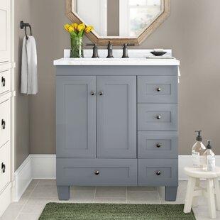 28 Inch Bathroom Vanity Wayfair