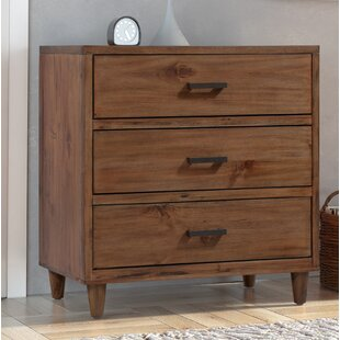 Ballentine 3 Drawer Chest by Foundry Select Modern