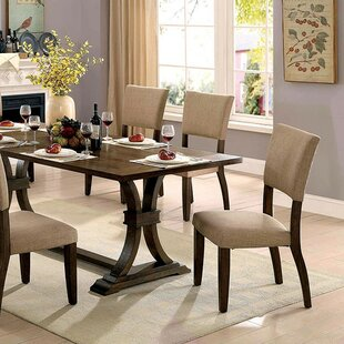 PeoPles 7 Piece Dining Set by Canora Grey