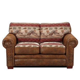 Millwood Pines Charlie Loveseat
