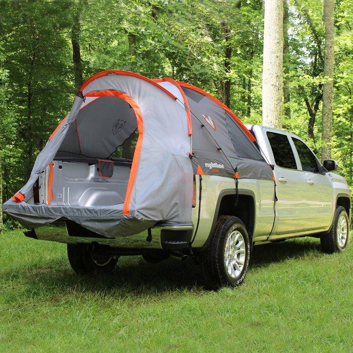 super popular fa13d 45d38 Mid Size Long Bed Trunk 2 Person Tent (6')