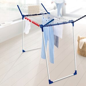 Varioline M Deluxe Winged Clothes Drying Rack With Adjustable Lines