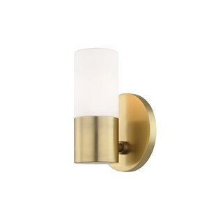 Price Check Tamay 1-Light Armed Sconce By Brayden Studio