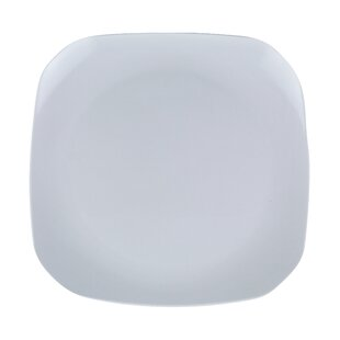 Sedbergh Square Melamine Dinner Plate (Set of 12)