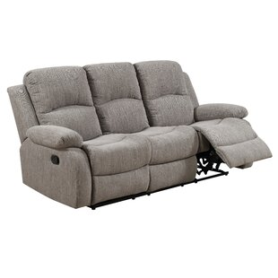 Find Berrios Reclining Sofa by Winston Porter Reviews (2019) & Buyer's Guide