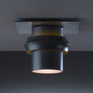 Twilight Outdoor Flush Mount by Hubbardton Forge