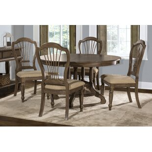 Wilshire 5 Piece Extendable Dining Set