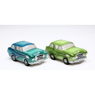 Car Salt and Pepper Set