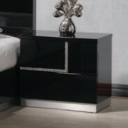 Lowrey 2 Drawer Nightstand