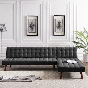 Lyra 100 Reversible Sofa  Chaise by Corrigan Studio