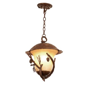 Kalco Ponderosa 3-Light Outdoor Pendant