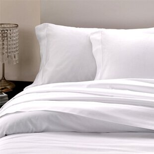 Raso Hemstitch 300 Thread Count Cotton Flat Sheet