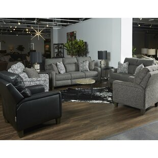 Mt Vernon Reclining Configurable Living Room Set by Southern Motion