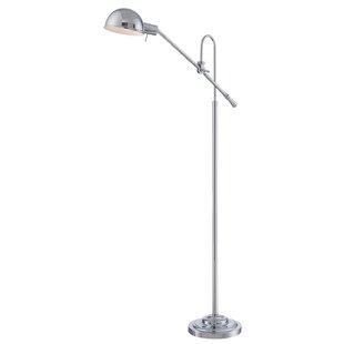 Comparison Hambly 61 Task Floor Lamp By Brayden Studio