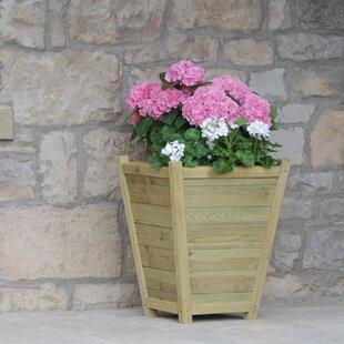 Maresova Wooden Planter Box By Sol 72 Outdoor