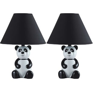 Panda 15 Table Lamp (Set of 2)