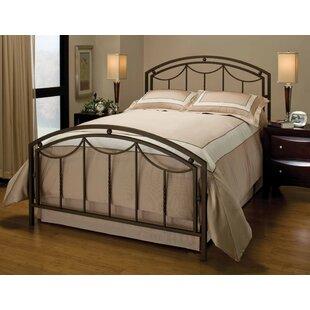Delaney Panel Bed