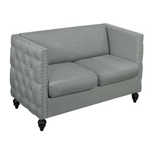Gianni Loveseat by Charlton Home