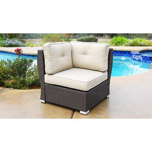 Leib Patio Chair with Cushions