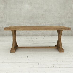 Sardegna Dining Table by Urban Woodcraft