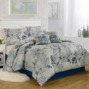 Summerline 6 Piece Comforter Set
