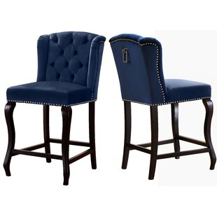 Lawrence Hill 27.5 Bar Stool (Set of 2)