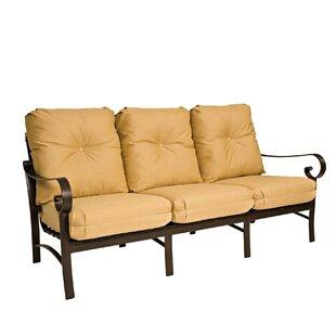Belden Patio Sofa by Woodard New