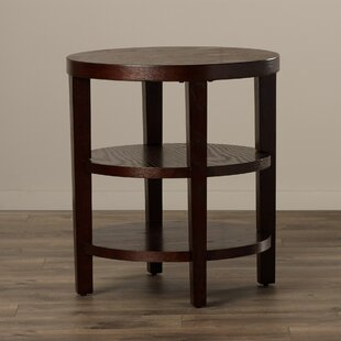 Buy clear Crown Heights End Table By Wrought Studio