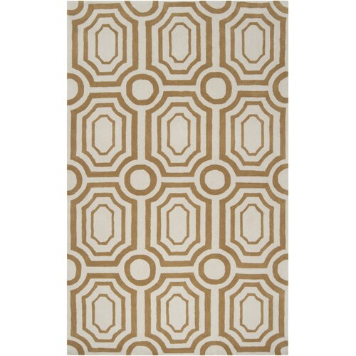 Angelo Home Hudson Park Hand Tufted Brown Area Rug Reviews Wayfair