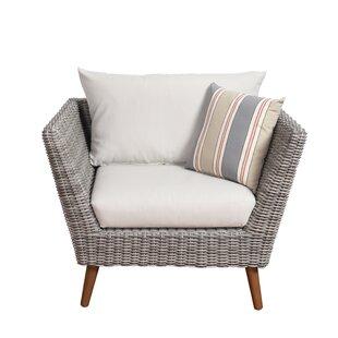 Newbury Patio Chair with Cushions