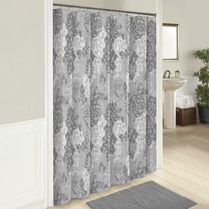 Attractive Callicoon Cotton Shower Curtain