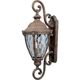 Jarrett 3-Light Outdoor Wall Lantern