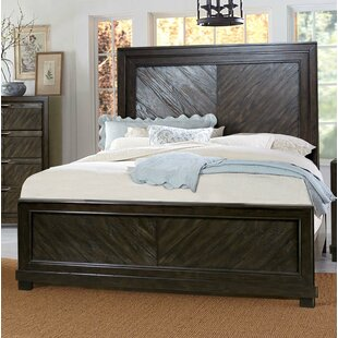 Vachel Panel Bed by Gracie Oaks