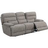 Lizabeth Reclining 86 Pillow Top Arm Sofa by Red Barrel Studio®