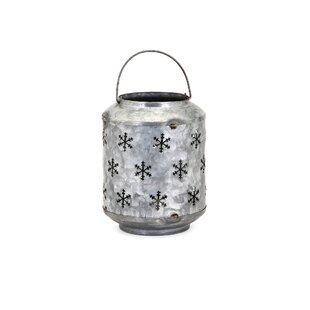 Metal Lantern by The Holiday Aisle