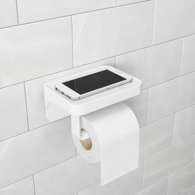 Umbra Flex Sure Lock Wall Mount Toilet Paper Holder Reviews