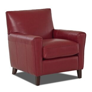 Charmant Red Leather Chairs Youu0027ll Love | Wayfair