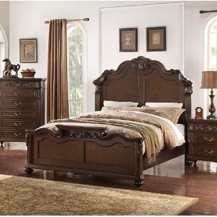 Andres Panel Bed by Astoria Grand