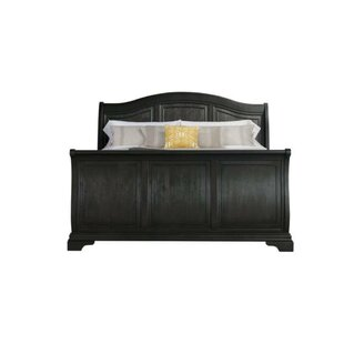 Canora Grey Camborne Sleigh Bed