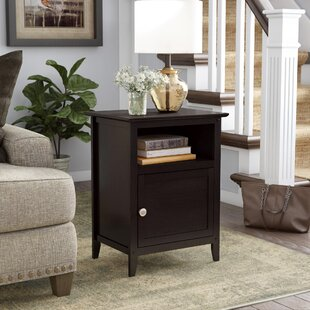 Savings Creighton End Table By Beachcrest Home
