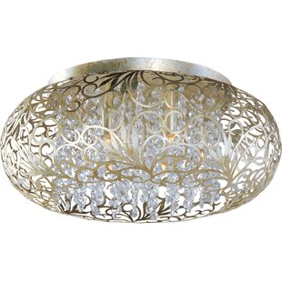 House of Hampton Chester 7-Light Flush Mount