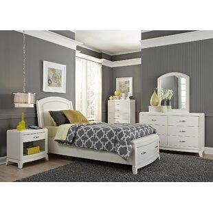 Darby Home Co Loveryk Storage Platform Configurable Bedroom Set