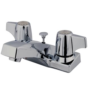 Kingston Brass Columbia Centerset Bathroom F..