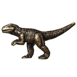 Alamosaurus Dinosaur Novelty Knob