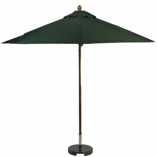Belle Traditional Parasol By Sol 72 Outdoor