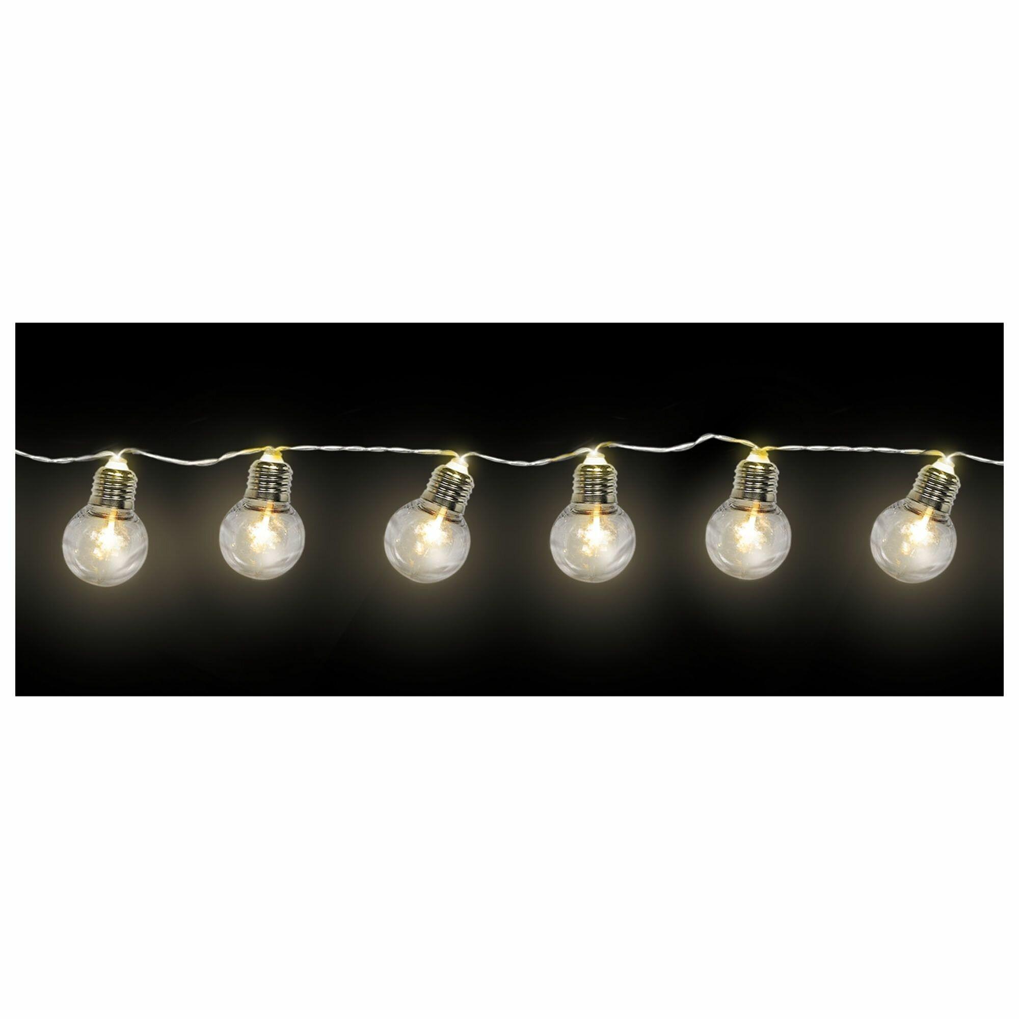 Amscan Bulb Led 72 Ft 10 Light Globe
