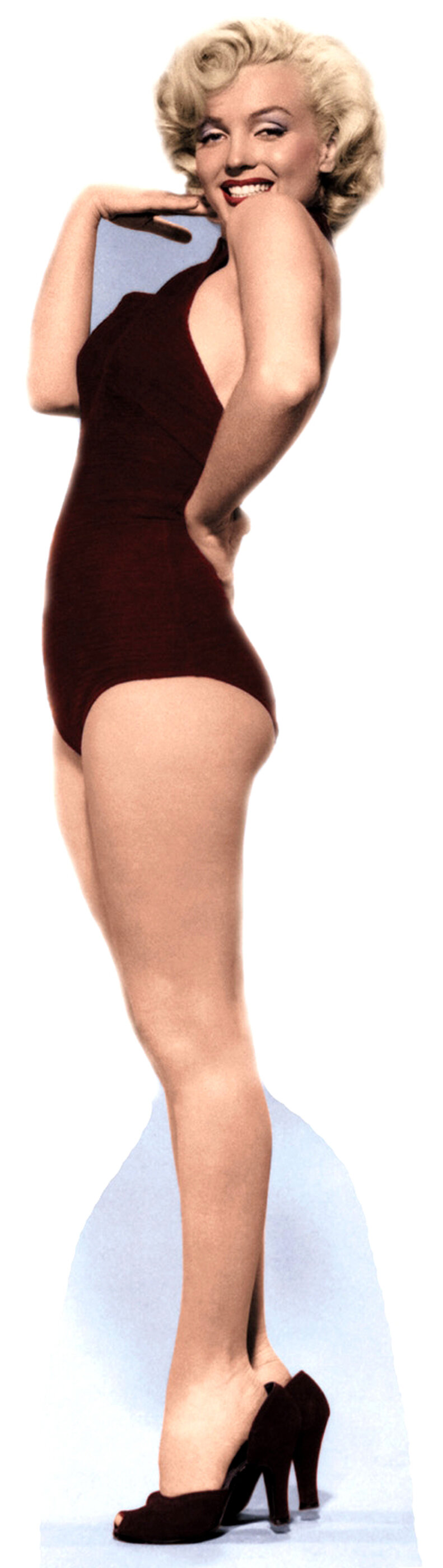 2c0c0d31f2b48 Advanced Graphics Cardboard Hollywood Marilyn Monroe - Swimsuit Standup